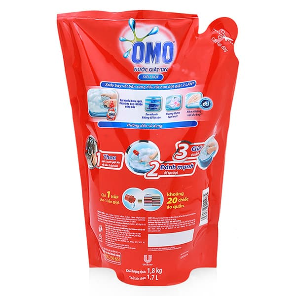 liquid laundry detergent for slime