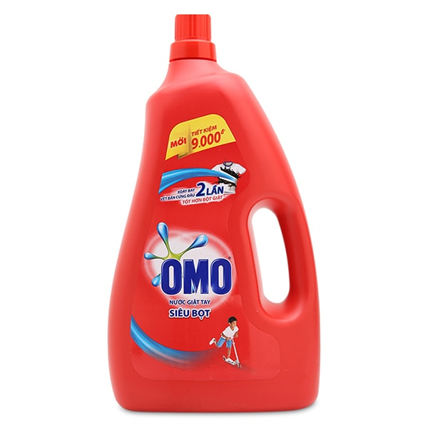 omo liquid with comfort