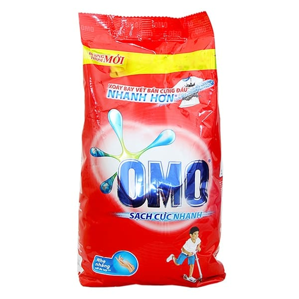 omo washing powder army