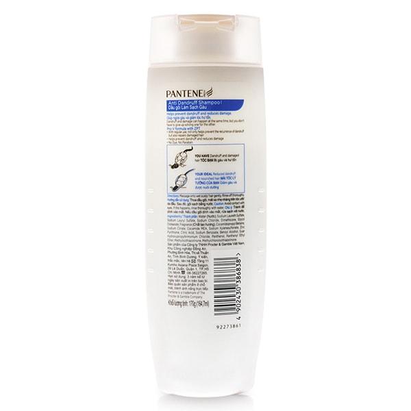 pantene shampoo best