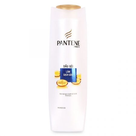 Pantene fullness and life shampoo review