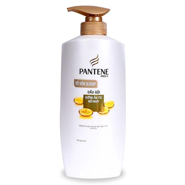 pantene shampoo curly hair