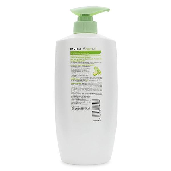 pantene shampoo gray hair