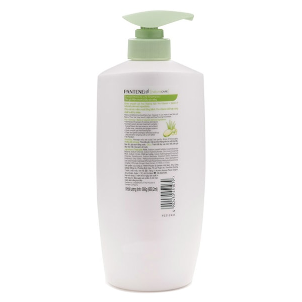 pantene a good shampoo