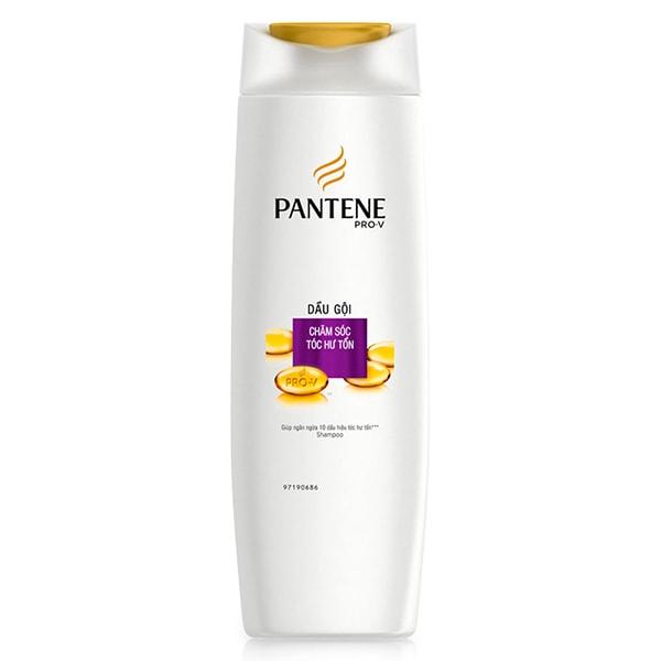 pantene shampoo a seco
