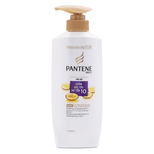 pantene shampoo big bottle