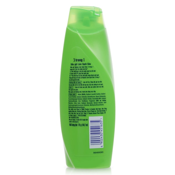 rejoice fragrant rich shampoo