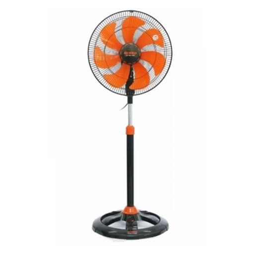 Ceiling mounted fans oscillating