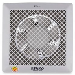 Stand fan with timer