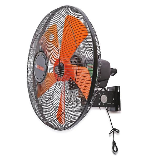 wall fan control