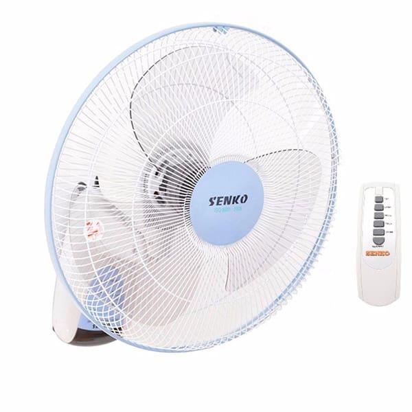 wall fan dengan remote