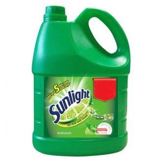 Sunlight lemon fresh dishwashing liquid