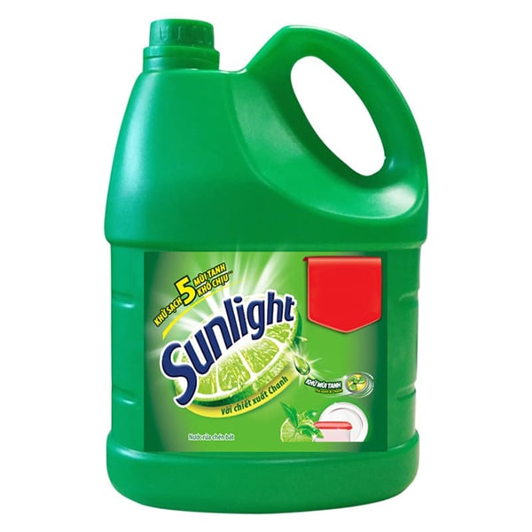 sunlight dishwashing detergent