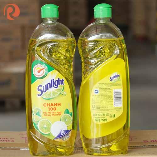vietnam-sunlight-lemon-dish-wash-750g