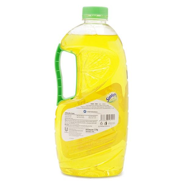 sunlight dishwashing liquid ad