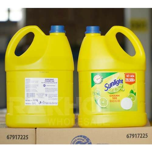 vietnam-sunlight-lemon-dishwashing-3.8kg