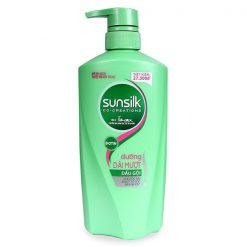 Sunsilk shampoo thick and long