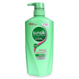 Sunsilk shampoo thick and long