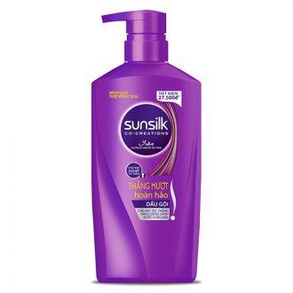 Sunsilk perfect straight spray