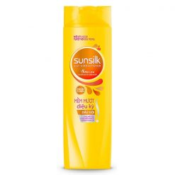 Sunsilk shampoo pink