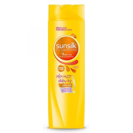 Sunsilk shampoo pink