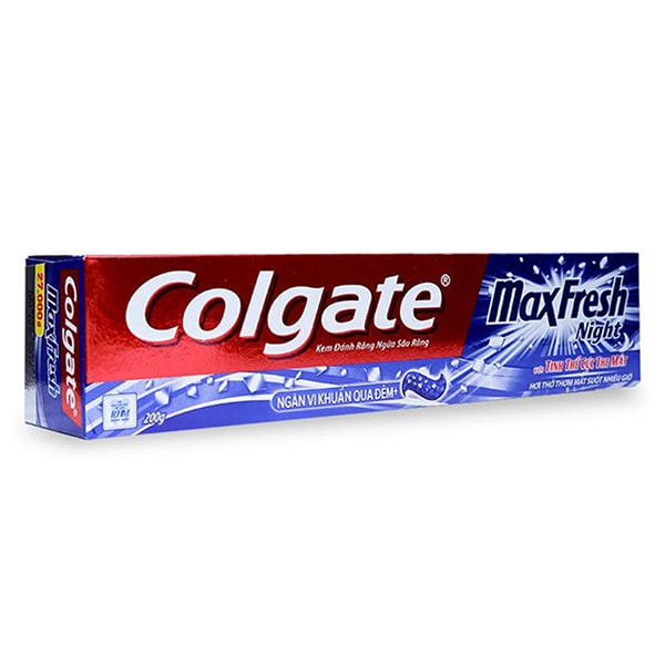 colgate toothpaste tourettes guy
