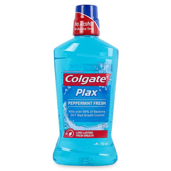 colgate mouthwash gluten free