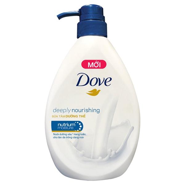 dove body wash 650ml price