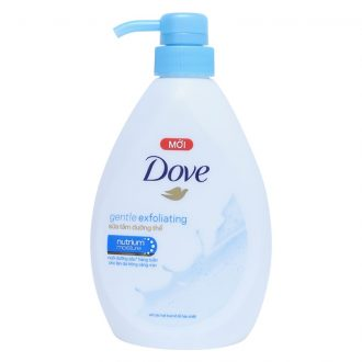 Dove gentle exfoliating beauty cream bar