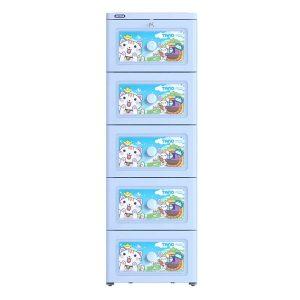 Tủ nhựa 3 ngăn giá rẻ tphcm