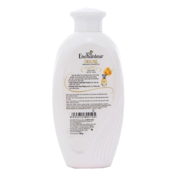 enchanteur body wash review