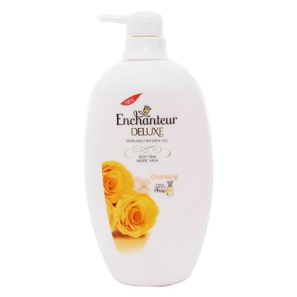 enchanteur body lotion review