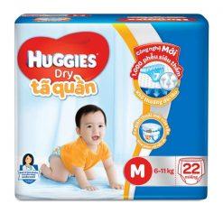 Huggies total protection