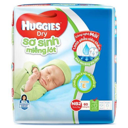 Huggies newborn diapers