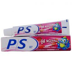 P/s toothpaste