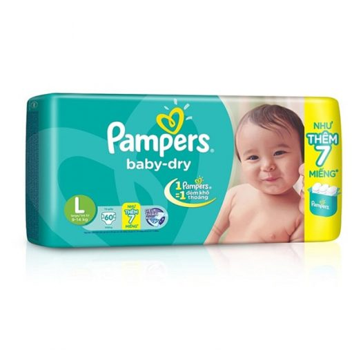 Pampers baby dry pants xl