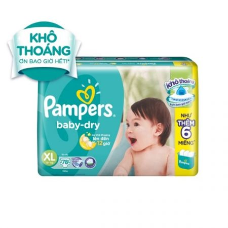 Pampers New Born vietnam wholesale