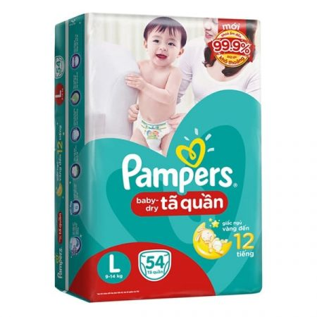 Pampers baby dry pant
