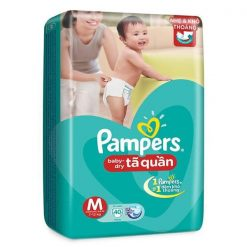 Pampers baby dry diapers newborn