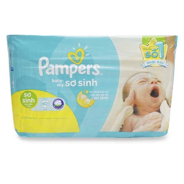 pampers baby dry causing rash