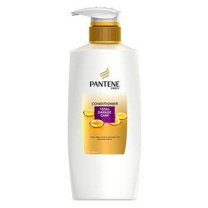 Pantene silky smooth shampoo