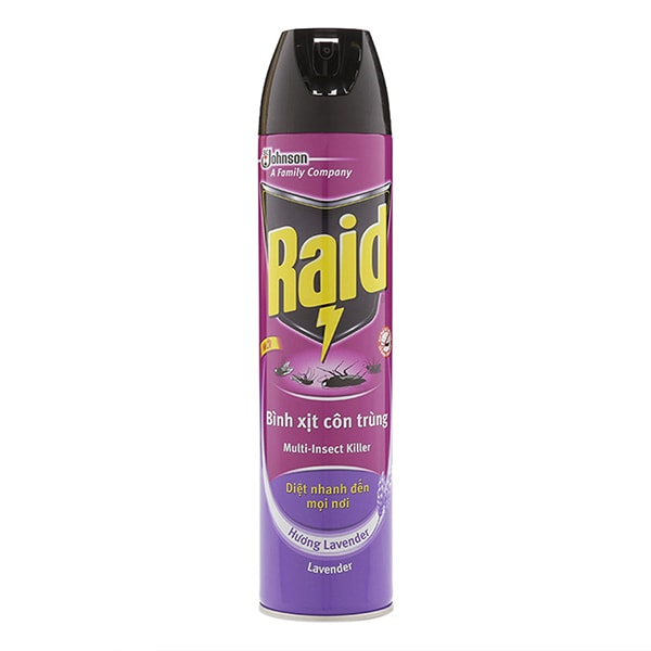 raid multi insect killer