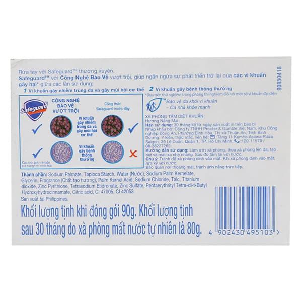 safeguard soap white