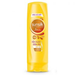 Sunsilk smooth and silky shampoo review