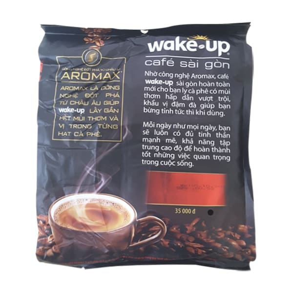 wake up weasel instant coffee