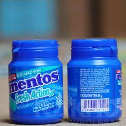mentos-fresh-action