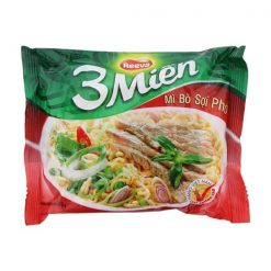 3 Mien Gold Herb Beef Flavor