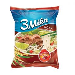 3 Mien Minced Pork Flavor