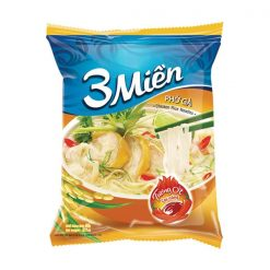 3 Mien Beef Flavor