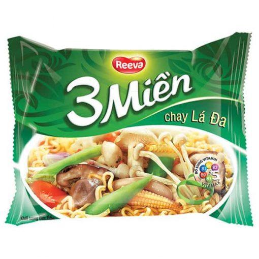 3 Mien Spicy Sour Shrimp Flavor